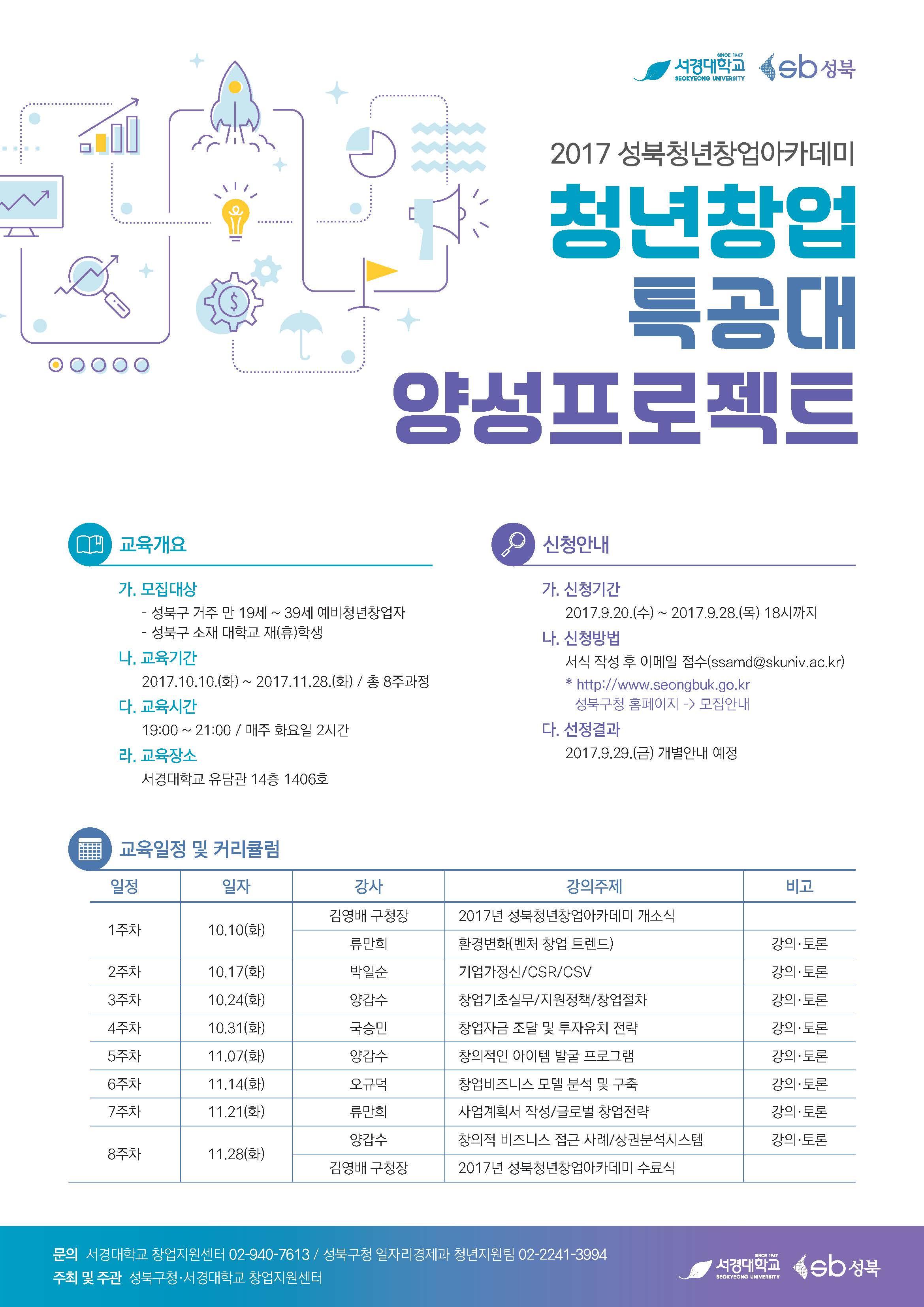 2017년 성북청년창업아카데미 [청년 창업 특공대 양성 프로젝트].jpg