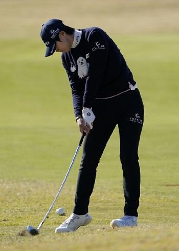 미국여자프로골프(LPGA) 투어에서 활약하는 박성현 프로.jpg